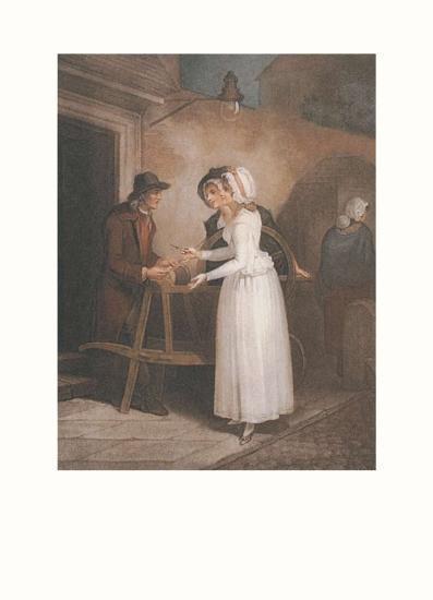 Cries of London, Plate No. 6-Francis Wheatley-Art Print