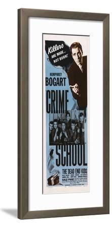 Crime School, 1938