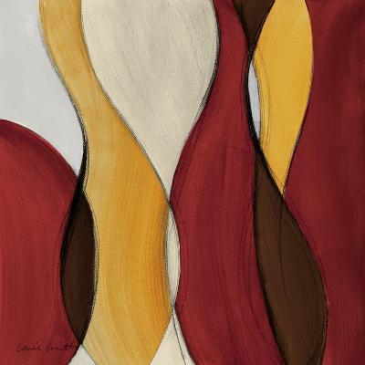 Crimson Coalescence I-Lanie Loreth-Art Print