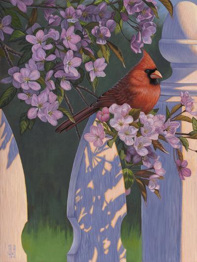 Crimson Evening-Jeffrey Hoff-Photographic Print