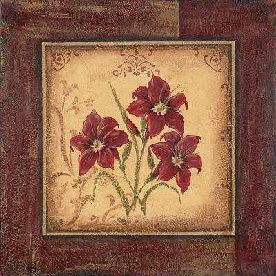 Crimson III-Jo Moulton-Art Print