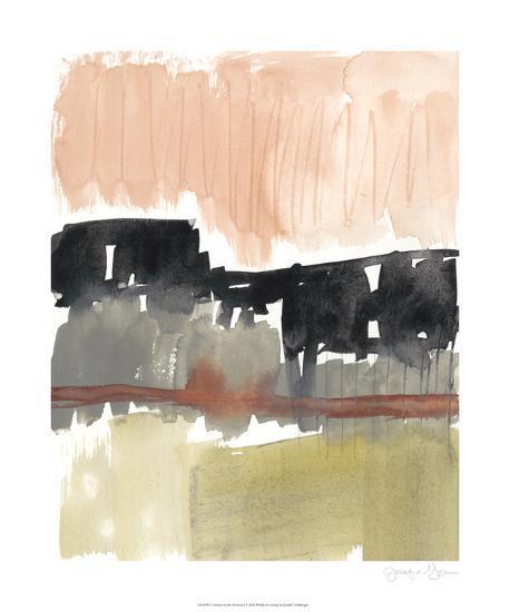 Crimson on the Horizon I-Jennifer Goldberger-Limited Edition