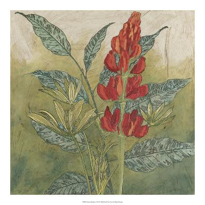 Crimson Tropical II-Megan Meagher-Giclee Print
