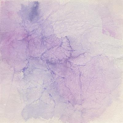 Crinkle Violet-Chris Paschke-Art Print