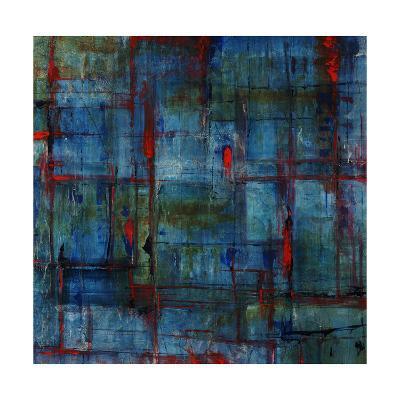 Criss Cross Applesause-Joshua Schicker-Giclee Print