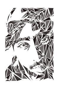 2 Pac by Cristian Mielu