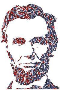 Abraham Lincoln by Cristian Mielu