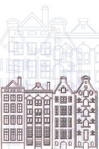 Amsterdam by Cristian Mielu