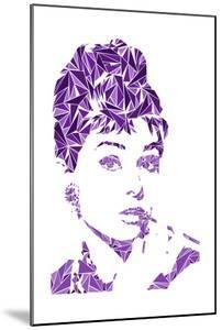 Audrey Hepburn by Cristian Mielu
