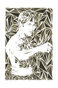 Bruce Lee by Cristian Mielu