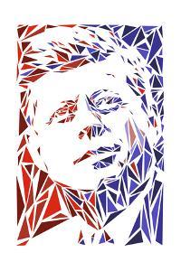 John F Kennedy by Cristian Mielu