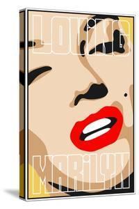 Loving Marilyn II by Cristian Mielu