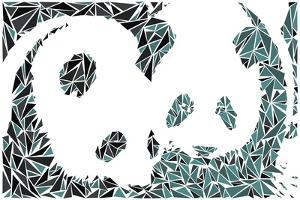 Panda Bears by Cristian Mielu