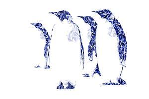 Penguins by Cristian Mielu