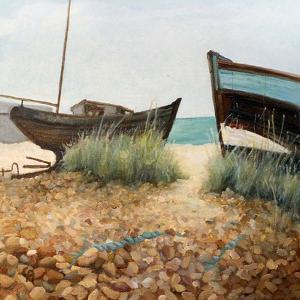 Fisherman Vassels by Cristiana Angelini