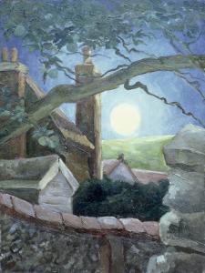 Harvest Moon, 1996 by Cristiana Angelini