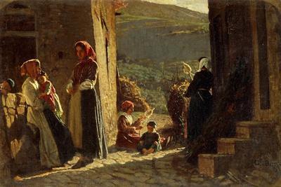 Meeting of Peasants, 1861