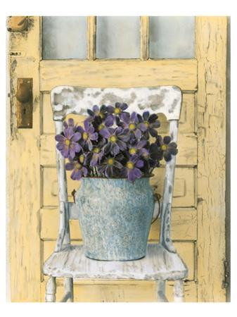 Cottage Bouquet II by Cristin Atria
