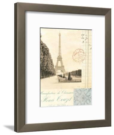 Paris Early Dawn