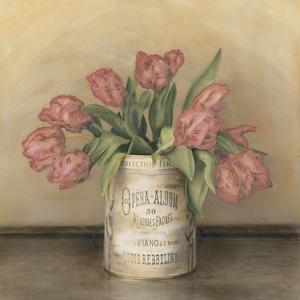 Royal Tulips by Cristin Atria