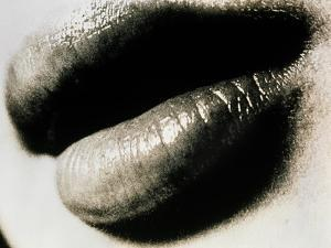 Lips of a Woman by Cristina