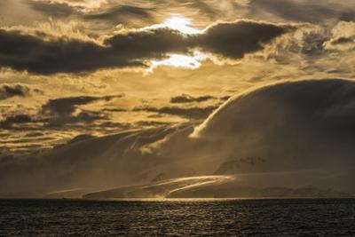 Nuemayer Channel Off the Antarctic Peninsula by Cristina Mittermeier