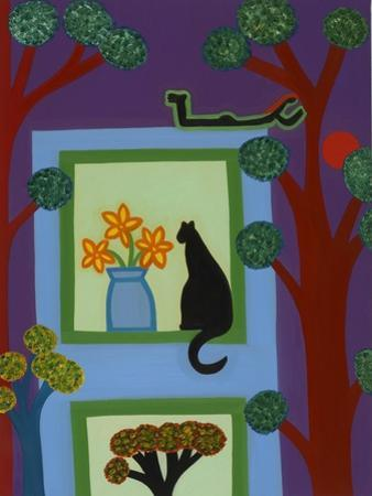Dhe Cat from Askew Crescent, 2008 by Cristina Rodriguez