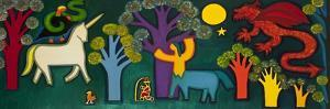 El Bosque Magico De Lucas, 2009 by Cristina Rodriguez