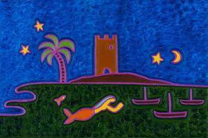La Noche Era Oscura Como Su Sombra, 2013 by Cristina Rodriguez
