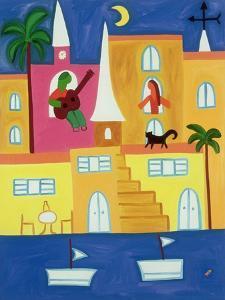 Serenata, 2002 by Cristina Rodriguez