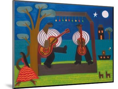 The Festival of Django Rheinhart,2007 by Cristina Rodriguez
