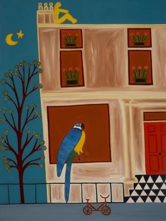 The Parrot from Shepherd's Bush, 2007 by Cristina Rodriguez