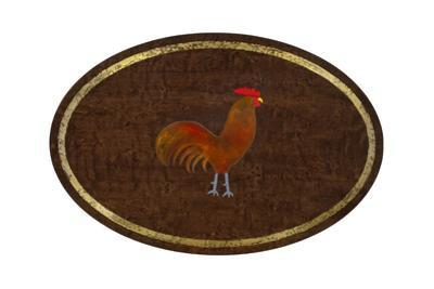 The Rooster, 2009 by Cristina Rodriguez