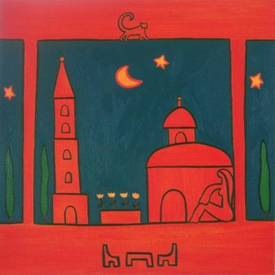 The View from Santo Spirito, 2002 by Cristina Rodriguez