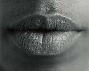 Woman's Lips by Cristina