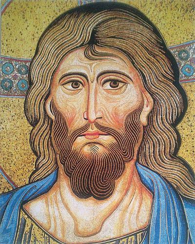 Cristo Pantocrator - Annus Fidel--Art Print