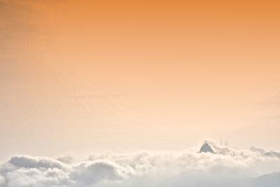 Cristo Redentor, Christ Redeemer, on Corcovado Mountain in Rio De Janeiro, Brazil-Kike Calvo-Photographic Print