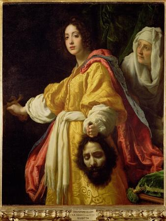 Judith with the Head of Holofernes, circa 1615