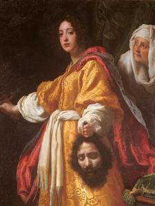 Judith with the Head of Holofernes by Cristofano Allori