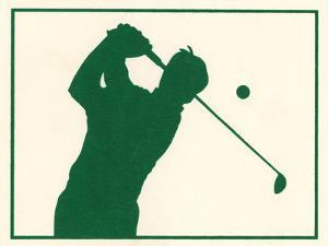 Male Golfer by Crockett Collection