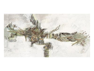 Crocodile-Renate Holzner-Art Print