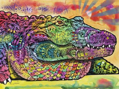 Crocodile-Dean Russo-Giclee Print