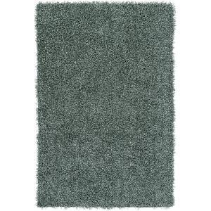 "Croix Area Rug - Moss/Black 5' x 7'6"""