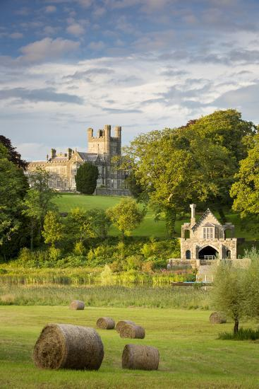 Crom Castle, Ancestral Home to Lord Erne and the Crichton Family, County Fermanagh-Brian Jannsen-Photographic Print
