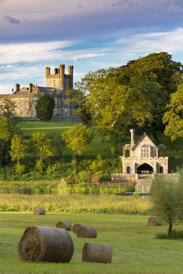 Crom Castle, County Fermanagh, Ireland-Brian Jannsen-Premium Photographic Print