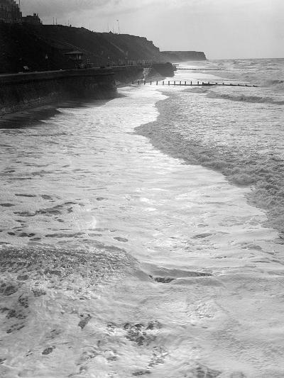 Cromer by Moonlight--Photographic Print
