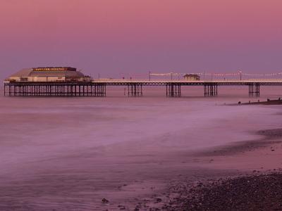 Cromer Pier, Cromer, Norfolk, England, United Kingdom, Europe-Charcrit Boonsom-Photographic Print