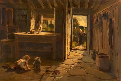 Cronies, 1884-Buckley Ousey-Giclee Print