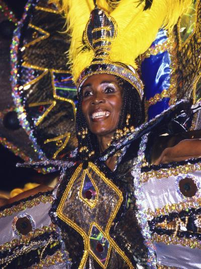 Crop over Carnival, Bridgetown, Barbados, Caribbean-Greg Johnston-Photographic Print