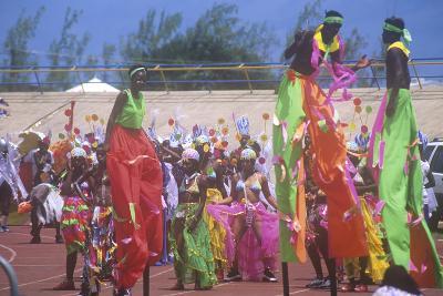 Crop over Celebration, Barbados, Caribbean--Photographic Print